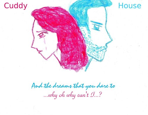 House M.D. wallpaper possibly with a venn diagram and anime entitled Huddy