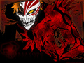 Ichigo...Hollow - bleach-anime wallpaper