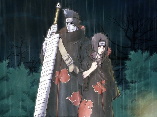 Itachi and Kisame