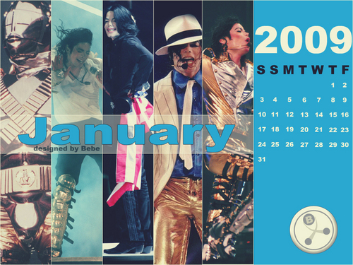 January with MJ