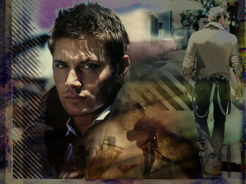 Jensen Ackles پیپر وال