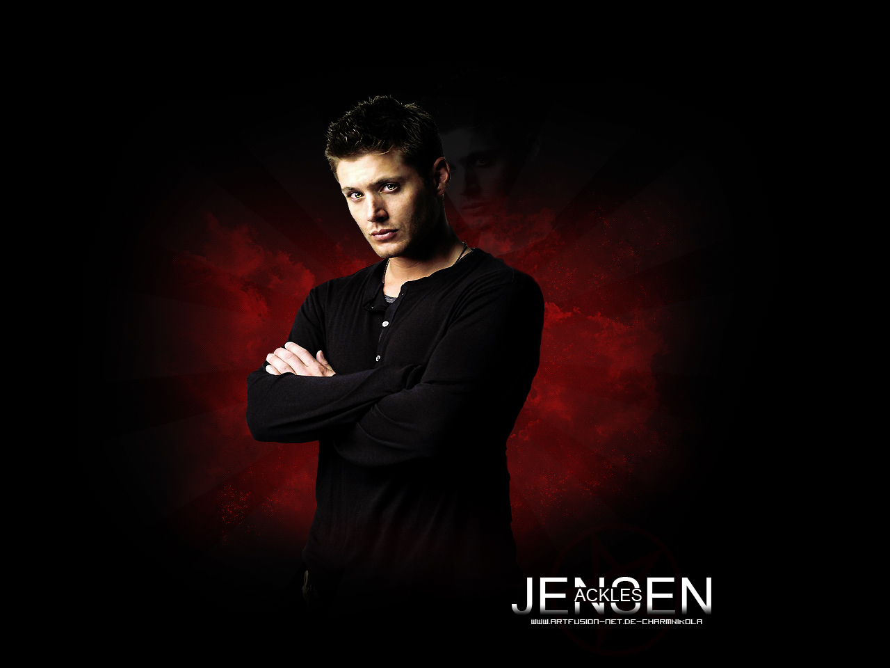 Jensen Ackles Wallpapers Jensen Ackles Wallpaper Jensen Ackles Wallpaper Fanpop