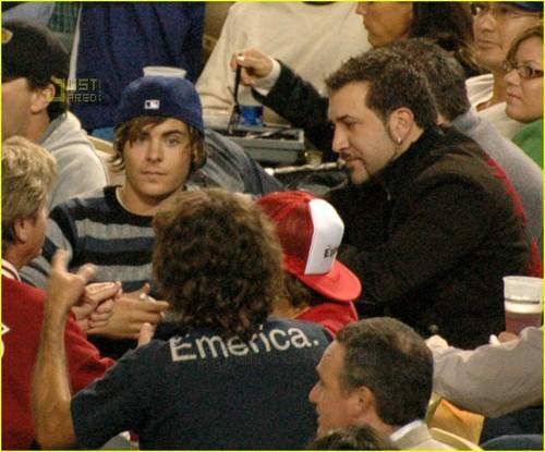Joey & Zac Efron
