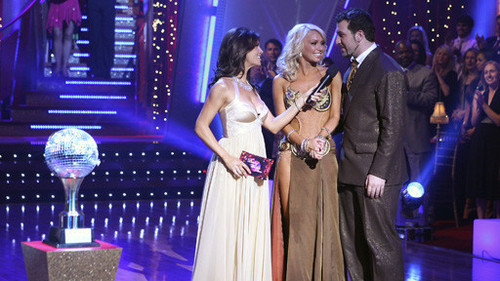Joey on DWTS