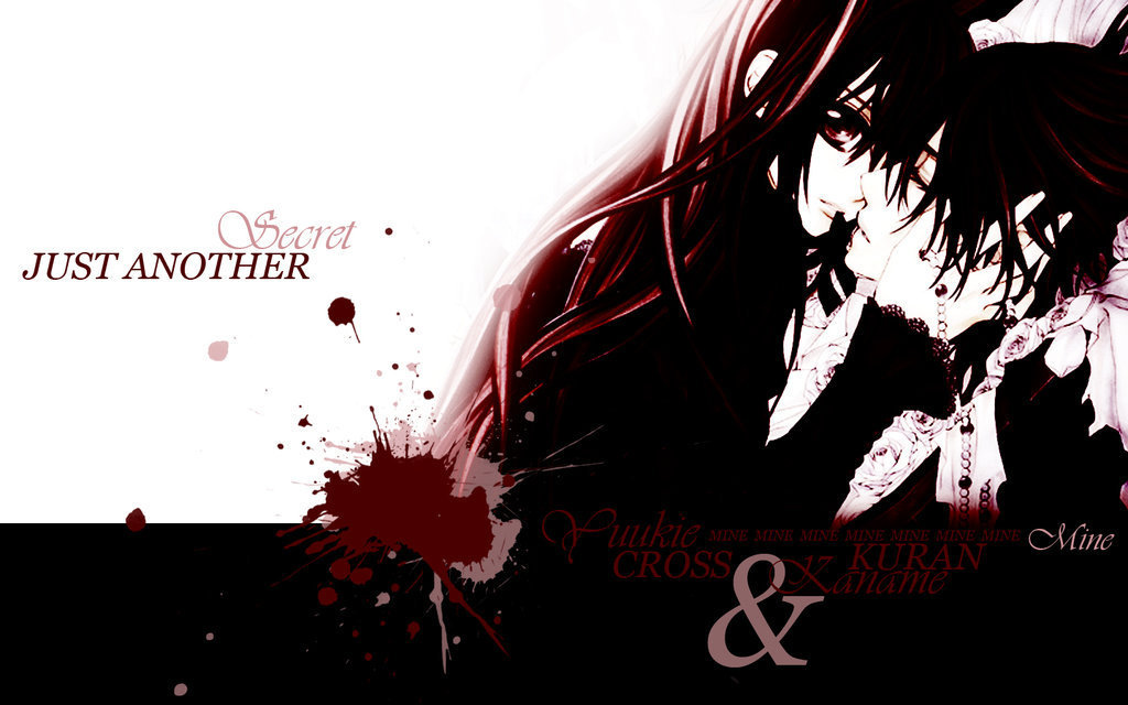 Kaname & Yuuki - Vampire Knight 1024x640