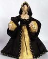 Katherine of Aragon Doll