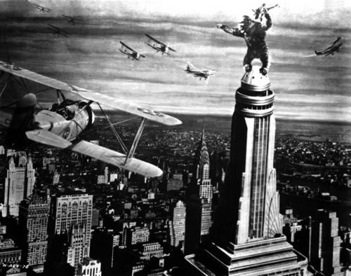 King Kong wallpaper entitled King Kong 1933