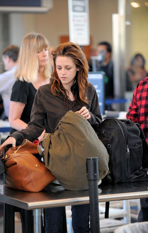 Kris at LAX Airport