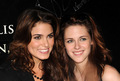 Kristen & Nikki at Paramus Signing - twilight-series photo
