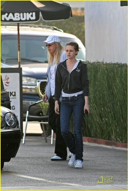 Kristen w/ her dad