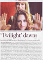 The LA Times ; - twilight-series photo
