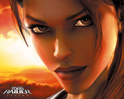 Tomb Raider wallpaper entitled Lara Croft