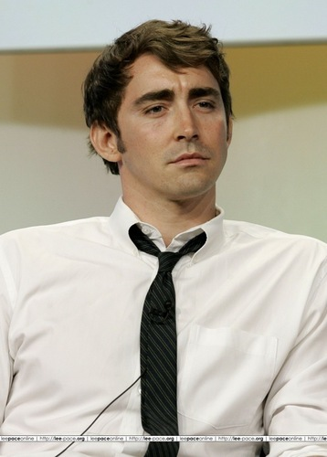 Lee Pace achtergrond called Lee
