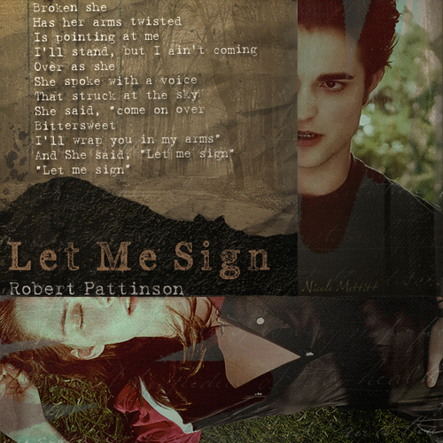 Let Me Sign- Elle ♪♫