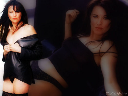 Lucy Lawless fond d'écran entitled Lucy Lawless