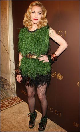 Madge Goes Green