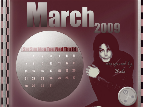 March with MJ