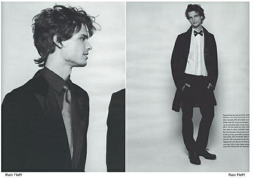 Matthew Gray Gubler DNA