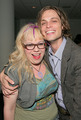 Matthew Gray Gubler & Kirsten Vangsness - criminal-minds photo