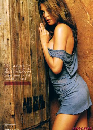 Maxim magazine issue for december