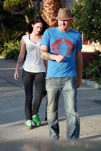 Megan & Brian Green