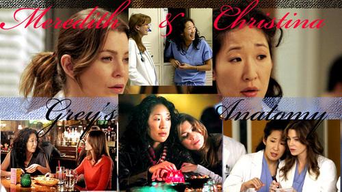 Meredith+Christina