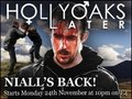 NIALL'S BACK! - hollyoaks fan art