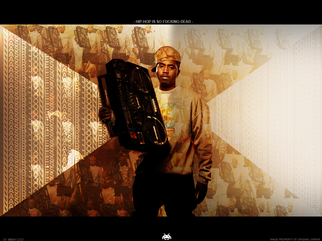 Nasty Nas - Nas Wallpaper (2893958) - Fanpop