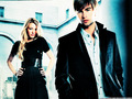 gossip-girl - Nate And Serena wallpaper