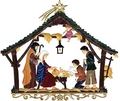 Nativity ...Baby ジーザス (Christmas 2008)