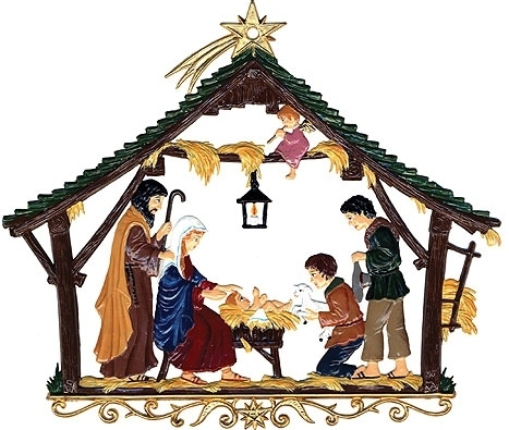 Nativity ...Baby Jesus (Christmas 2008)