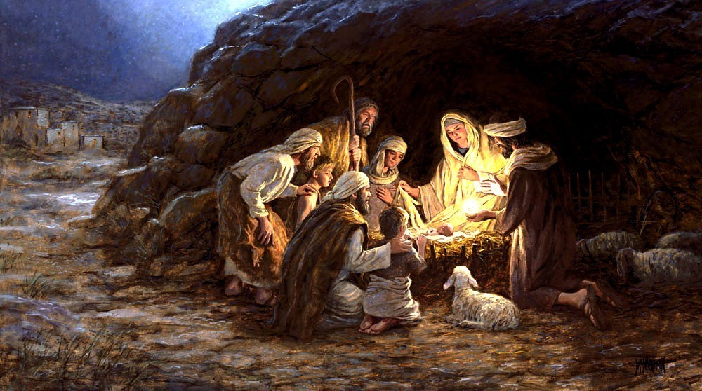Christmas images Nativity ...Baby Jesus (Christmas 2008) HD ...