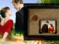 Ned and Chuck - pushing-daisies wallpaper