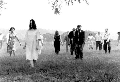 film horror wallpaper entitled Night Of The Living Dead