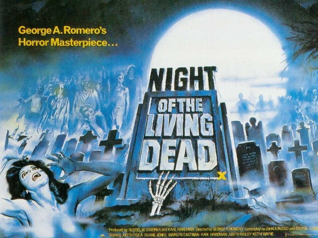 Horror Movies Images Night Of The Living Dead W Paper Hd Wallpaper