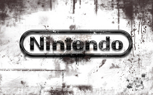 Nintendo پیپر وال entitled Nintendo Logo