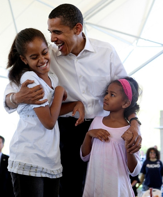 barack obama family pictures. Obama Family