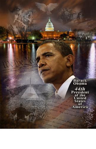 Obama oleh Streetword