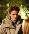 On the set of Twilight - twilight-series photo
