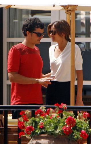 Orlando and Miranda in Spain