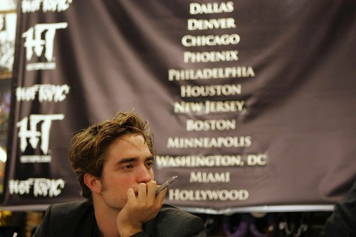 Pattinson in Orland Park