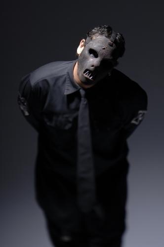 czeshop images slipknot new bassist donnie steele mask