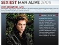 People's Sexiest Men Alive - twilight-series photo