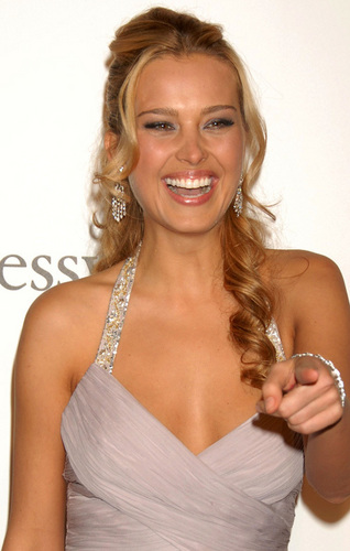 Petra at the 10th annual Angel Ball