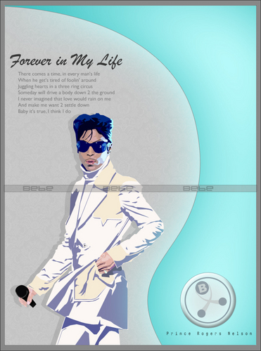 Prince fond d'écran called Prince Rogers Nelson