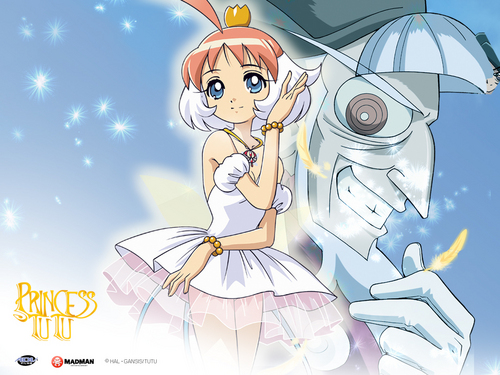 Princess Tutu fondo de pantalla