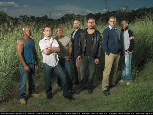 Prison Break Season 2 Promo