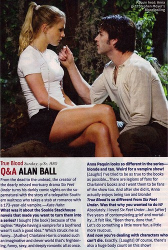 Q & A with Alan Ball