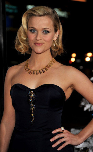 Reese @ Four Chrismasses Premiere