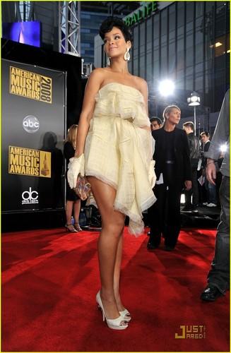 Rihanna @ 2008 AMA's